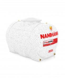 Bồn Nước Nhựa Cao Cấp 500 Lít Ngang Nam Thành