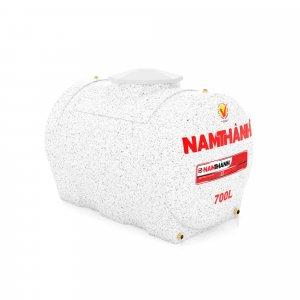 Bồn Nước Nhựa Cao Cấp 700 Lít Ngang Nam Thành